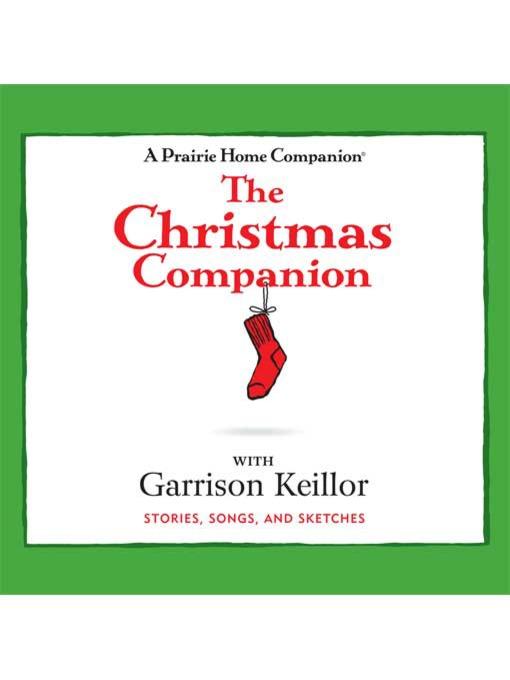Title details for The Christmas Companion by Garrison Keillor - Wait list