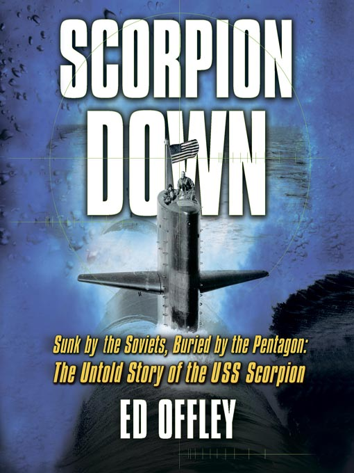 Title details for Scorpion Down by Ed Offley - Wait list