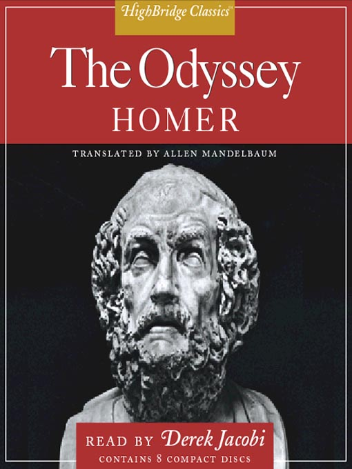 the discovery of life in the odyssey by homer Start studying the odyssey learn vocabulary to save his life, to bring his shipmates home homer a legendary poet.