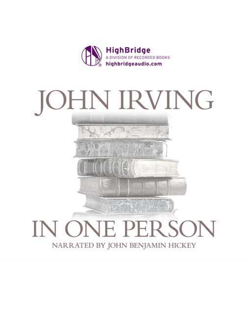 Cover of In One Person