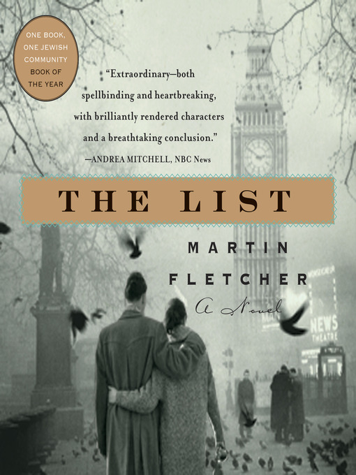 Cover of The List