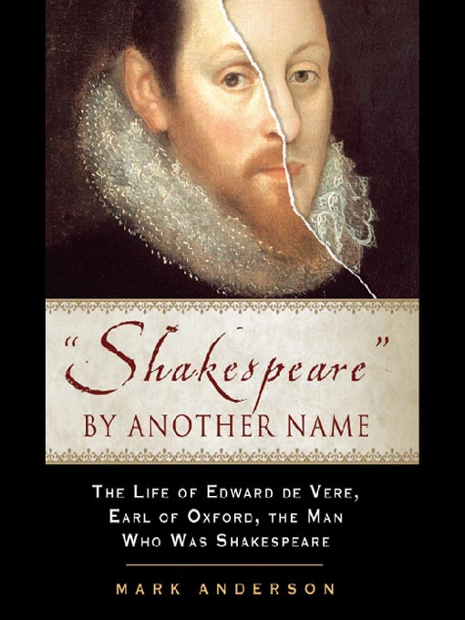 Title details for Shakespeare by Another Name by Mark Anderson - Wait list