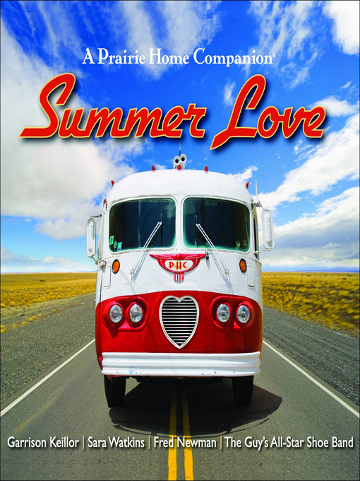 Title details for Summer Love by Garrison Keillor - Wait list