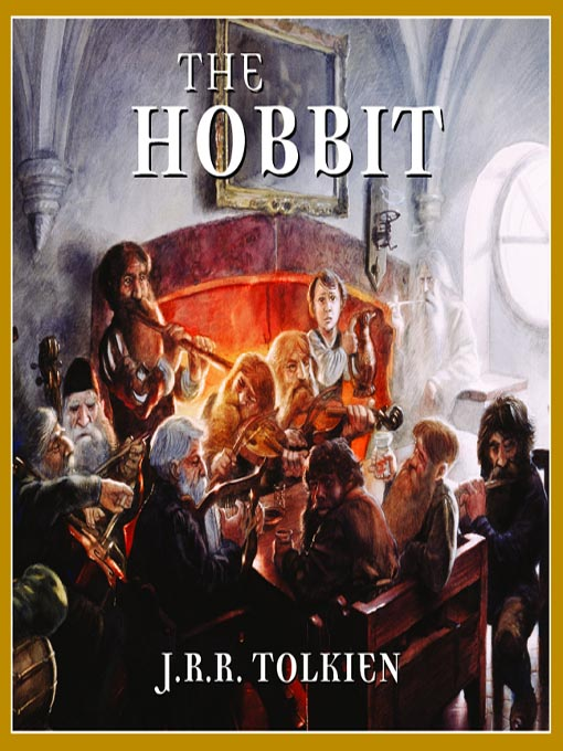 Title details for The Hobbit by J.R.R. Tolkien - Wait list