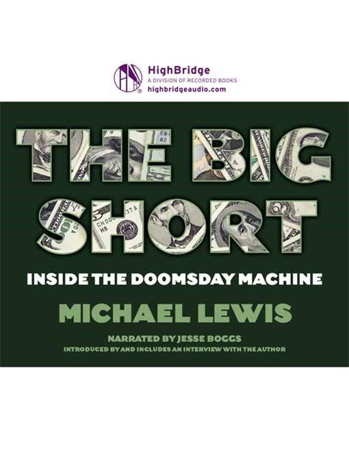 Title details for The Big Short by Michael Lewis - Wait list