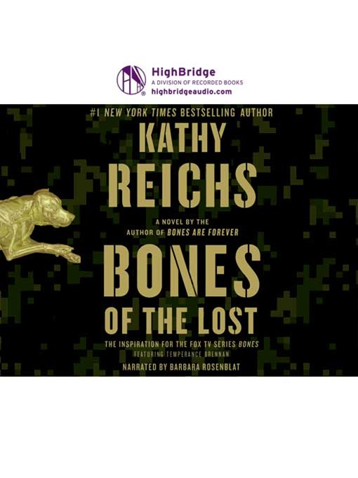 Title details for Bones of the Lost by Kathy Reichs - Available