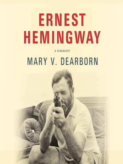 author bio ernest hemingway