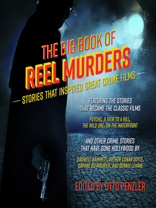 Title details for The Big Book of Reel Murders by Otto Penzler - Wait list