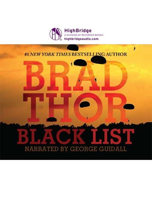 Title details for Black List by Brad Thor - Wait list