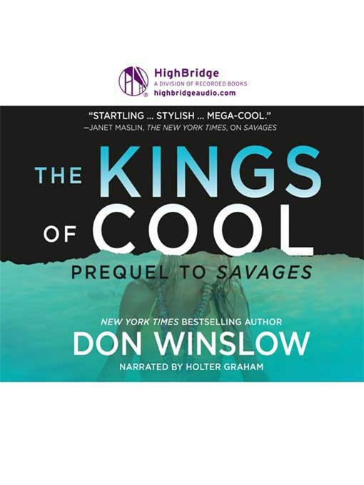 Title details for The Kings of Cool by Don Winslow - Available