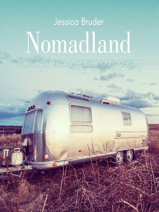 Cover of Nomadland