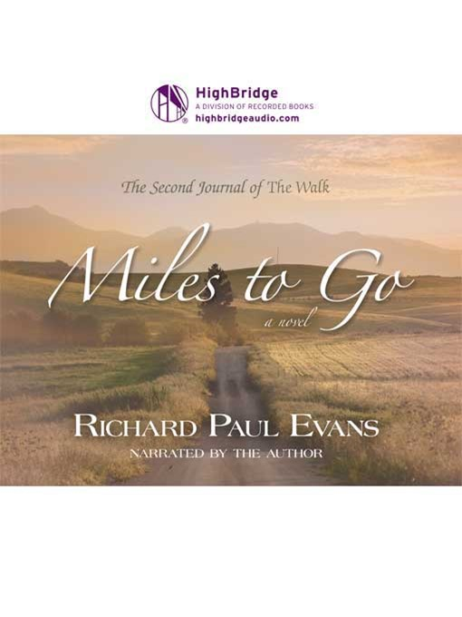 Cover of Miles to Go