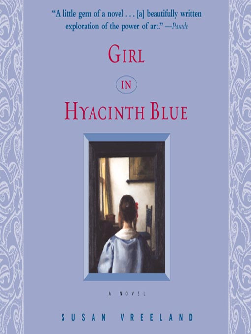 an analysis of the girl in hyacinth blue