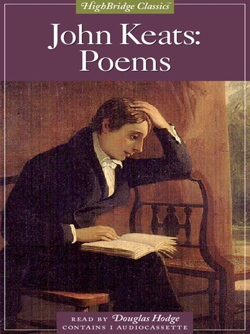 Cover of John Keats--Poems