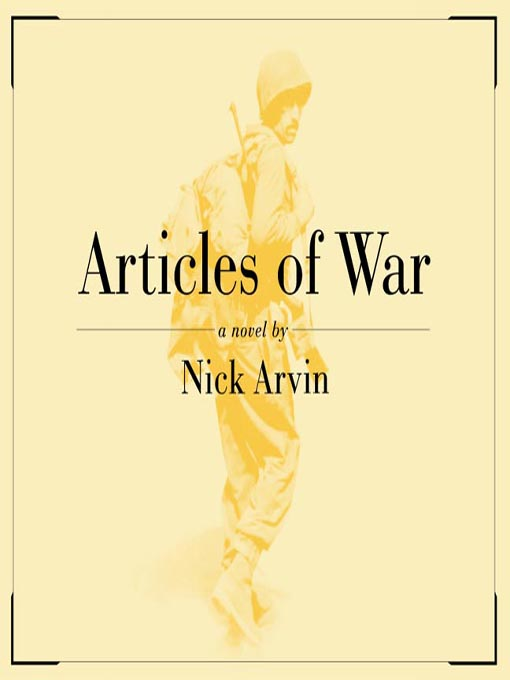 Title details for Articles of War by Nick Arvin - Available