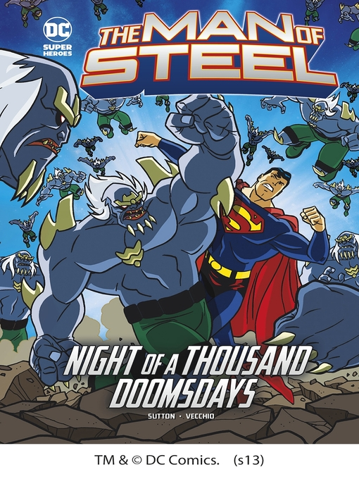 Title details for Superman vs. the Doomsday Army by Laurie S. Sutton - Available