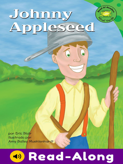 Title details for Johnny Appleseed by Eric Blair - Available