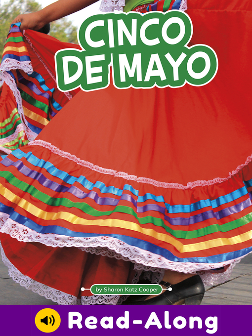 Title details for Cinco de Mayo by Sharon Katz Cooper - Available