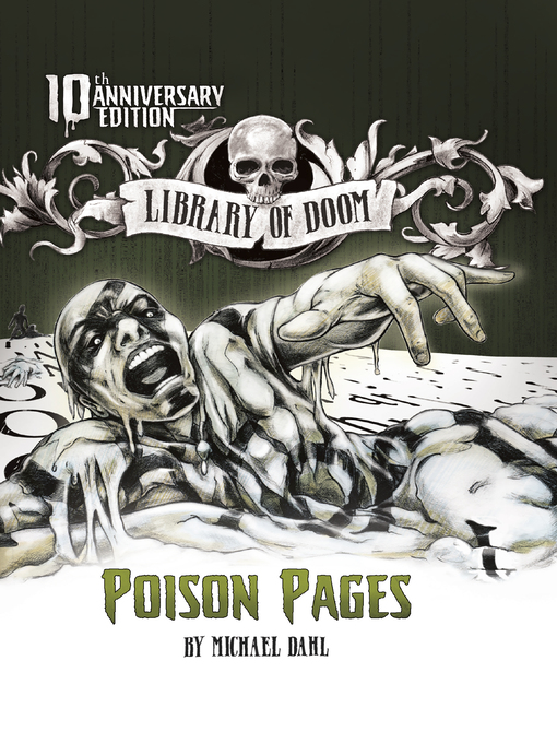 Title details for Poison Pages by Michael Dahl - Available