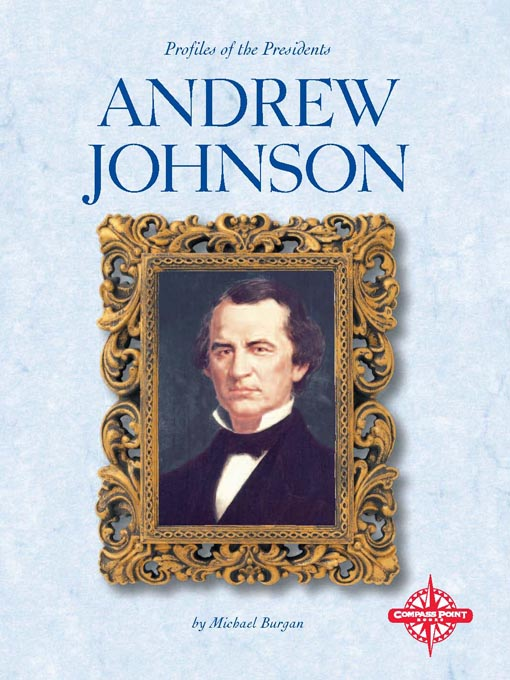Title details for Andrew Johnson by Michael Burgan - Available