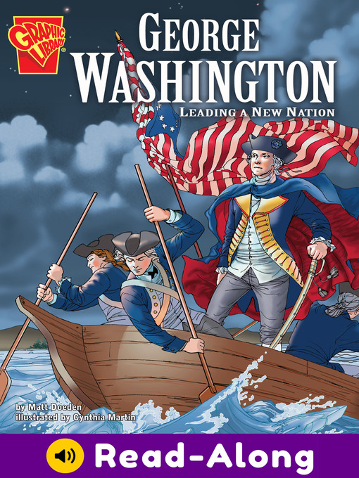 Title details for George Washington by Matt Doeden - Wait list