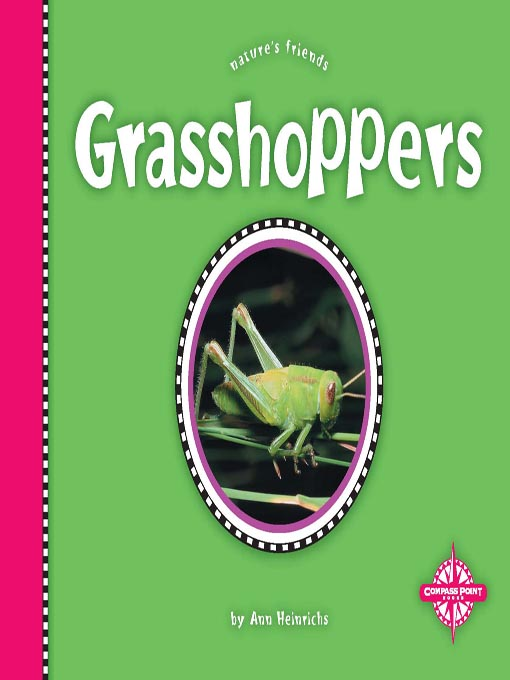 Title details for Grasshoppers by Ann R. Heinrichs - Available