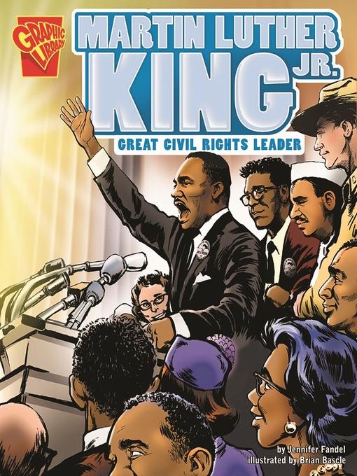 Title details for Martin Luther King, Jr. by Jennifer Lee Fandel - Available