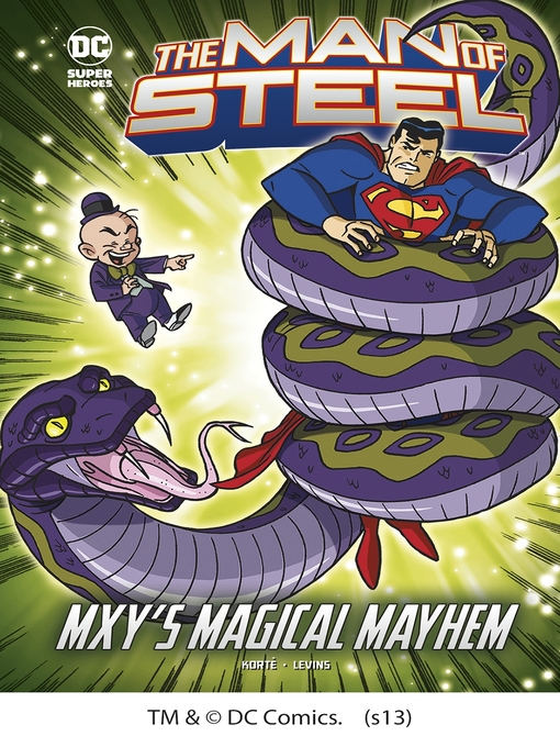 Title details for Superman vs. Mr. Mxyzptlk by Steve Korte - Wait list