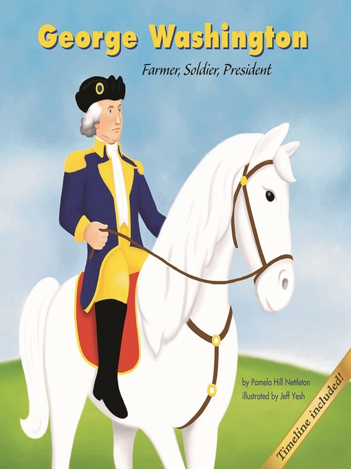 Title details for George Washington by Pamela Hill Nettleton - Wait list