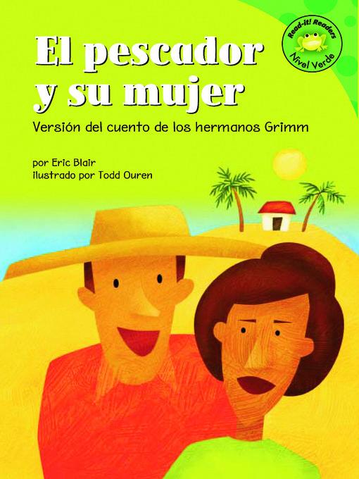 Title details for El pescador y su mujer by Eric Blair - Wait list