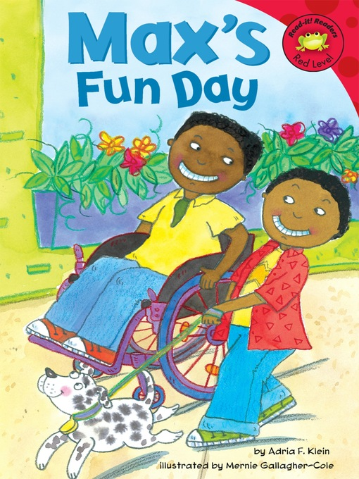 Title details for Max's Fun Day by Adria F. Klein - Available