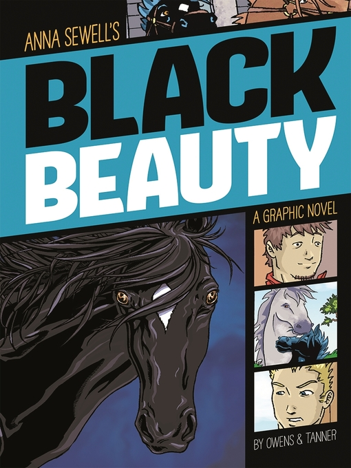Cover image for book: Black Beauty