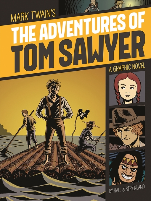 Title details for The Adventures of Tom Sawyer by Mark Twain - Available