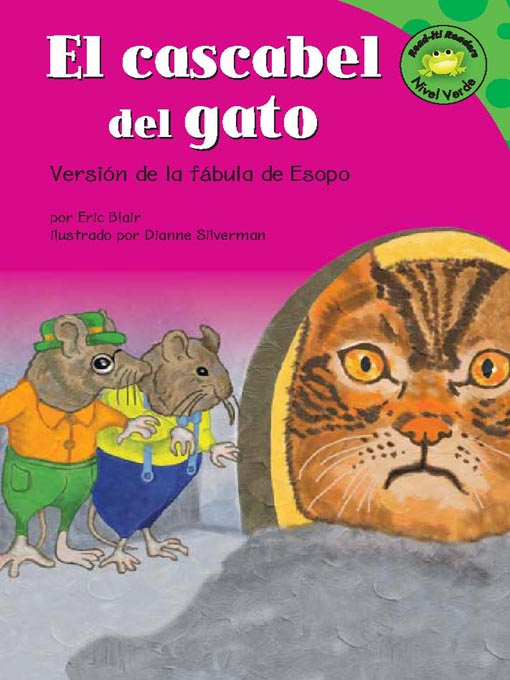 Title details for El cascabel del gato by Eric Blair - Available