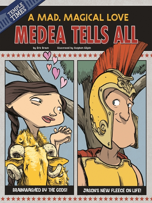 Title details for Medea Tells All by Eric Braun - Available