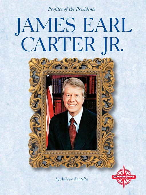 a biography of james earl carter the thirty ninth president of the united states