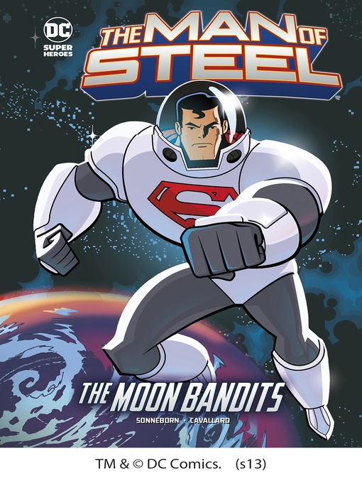 Title details for Superman vs. the Moon Bandits by Scott Sonneborn - Available