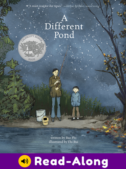 Title details for A Different Pond by Bao Phi - Wait list