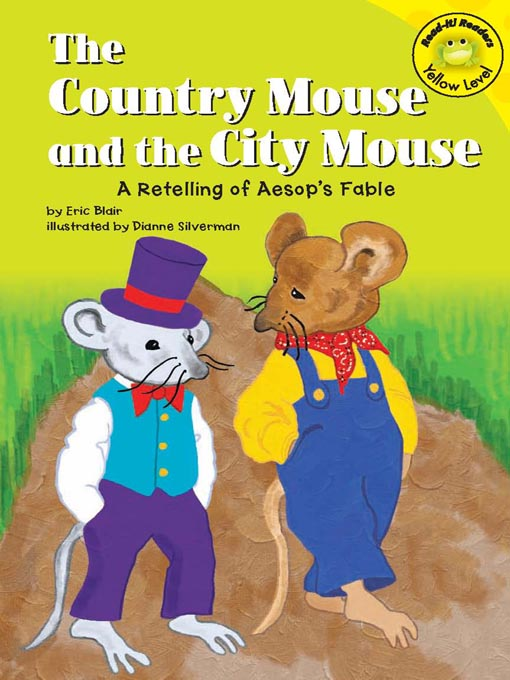 Title details for The Country Mouse and the City Mouse by Eric Blair - Available