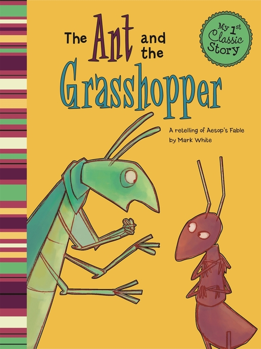the ant and the grasshopper by