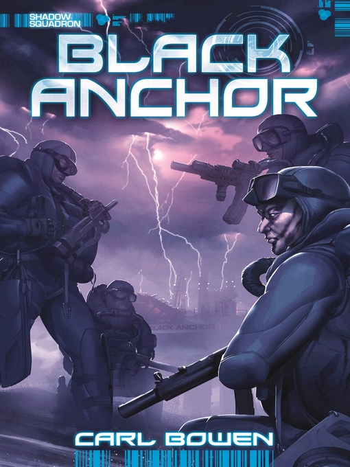 Title details for Black Anchor by Carl Bowen - Available