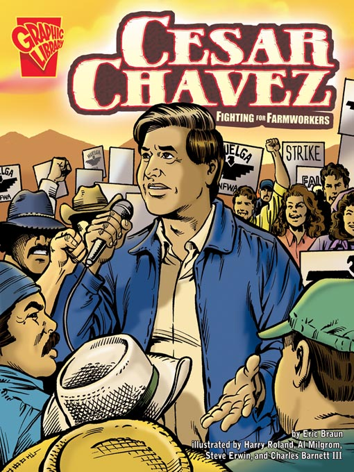 Title details for Cesar Chavez by Eric Braun - Available