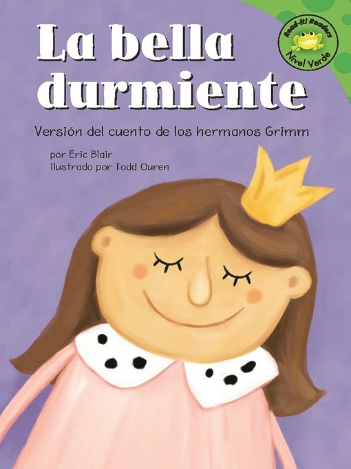 Title details for La bella durmiente by Eric Blair - Available