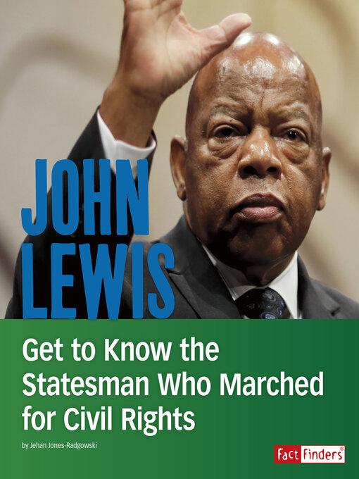 Title details for John Lewis by Jehan Jones-Radgowski - Available