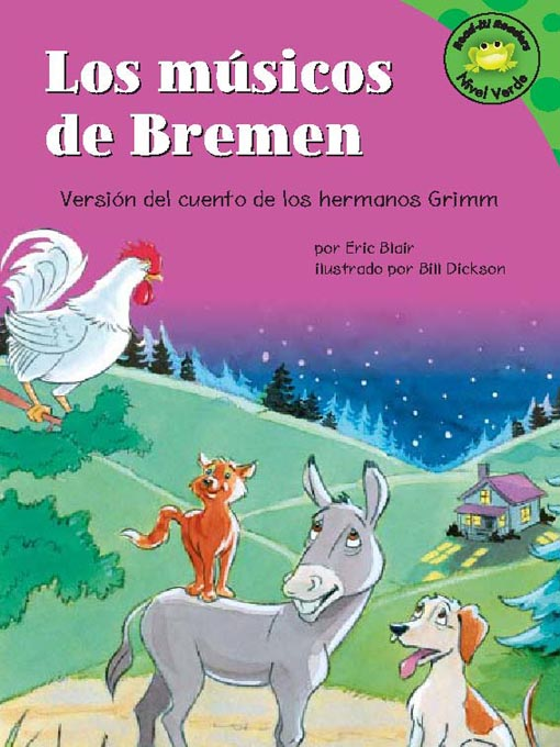 Title details for Los músicos de Bremen by Eric Blair - Available