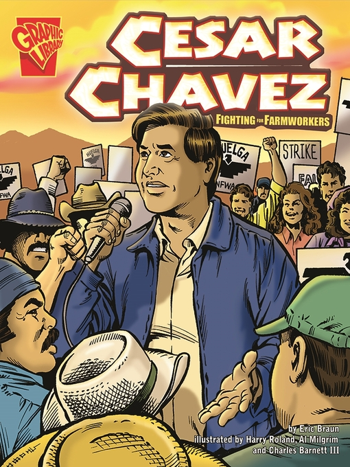 account of the life of cesar chavez