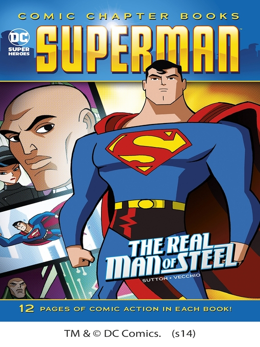 Title details for The Real Man of Steel by Laurie S. Sutton - Available