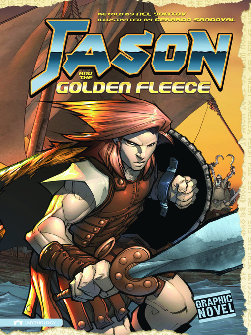 Title details for Jason and the Golden Fleece by Nel Yomtov - Available