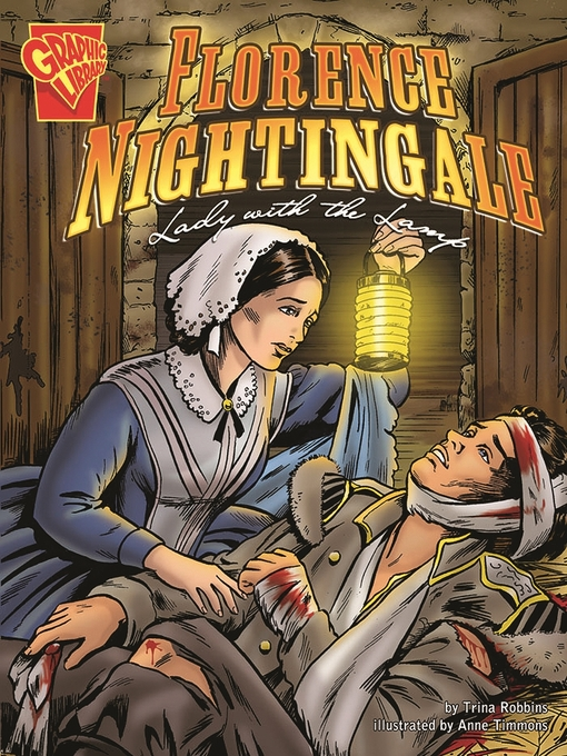 Title details for Florence Nightingale by Trina Robbins - Wait list
