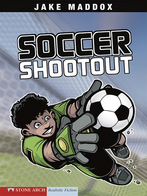 Title details for Soccer Shootout by Jake Maddox - Wait list
